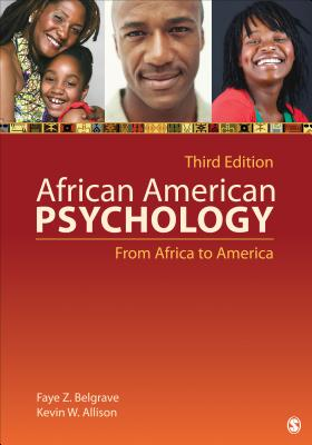 African American Psychology By Belgrave, Faye Z./ Allison, Kevin W.